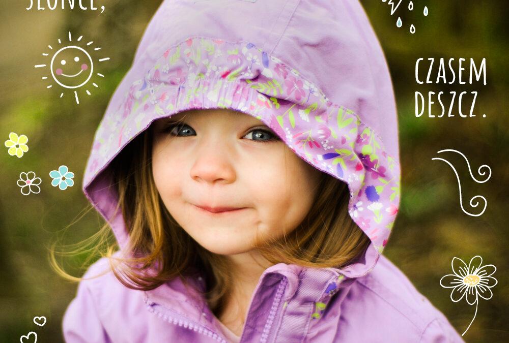 Jak ubrać dziecko w okresie przejściowym