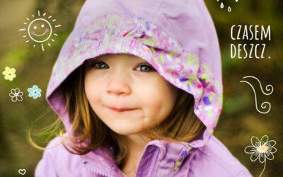 Jak ubrać dziecko w okresie przejściowym?