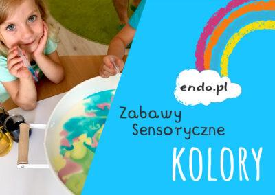 Zabawy z kolorami dla dzieci