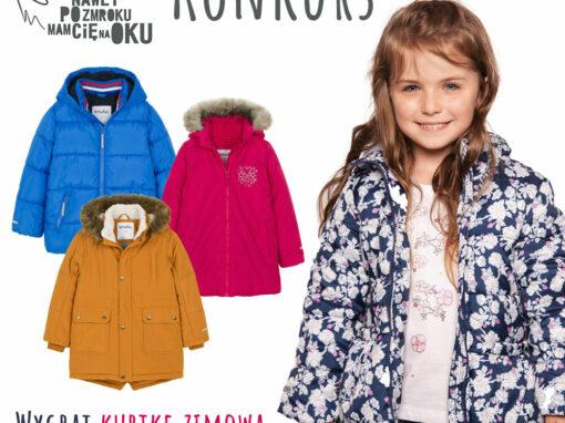Wygraj kurtkę zimową dla dziecka
