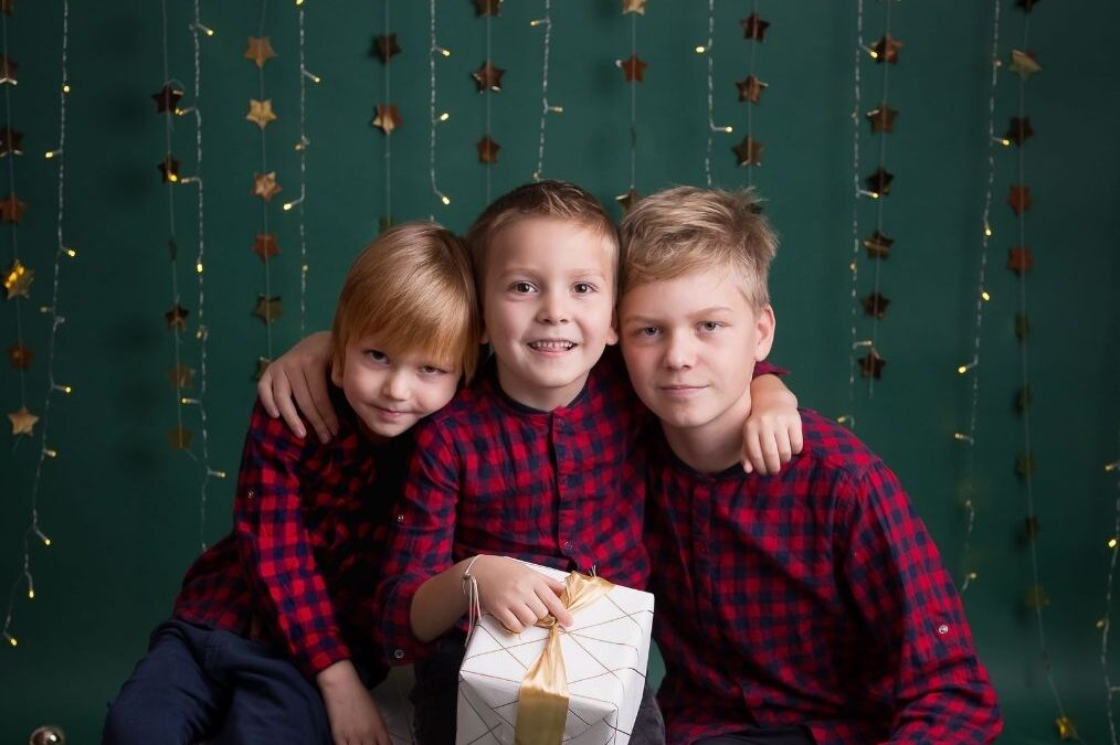 Jak ubrać dziecko na święta?