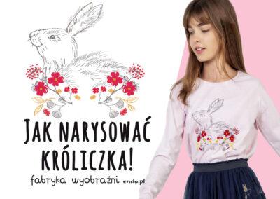 Jak narysować królika? – Szkoła Rysunku