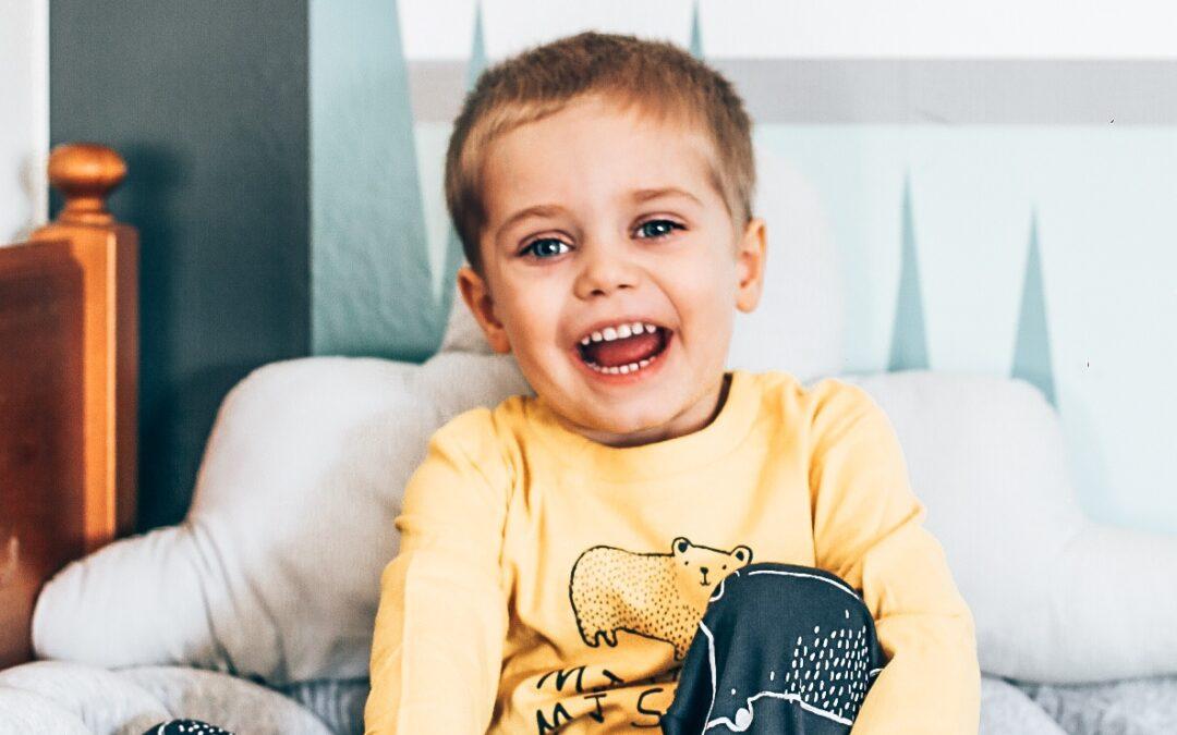 Jak zadbać o zdrowy sen dziecka w każdym wieku?