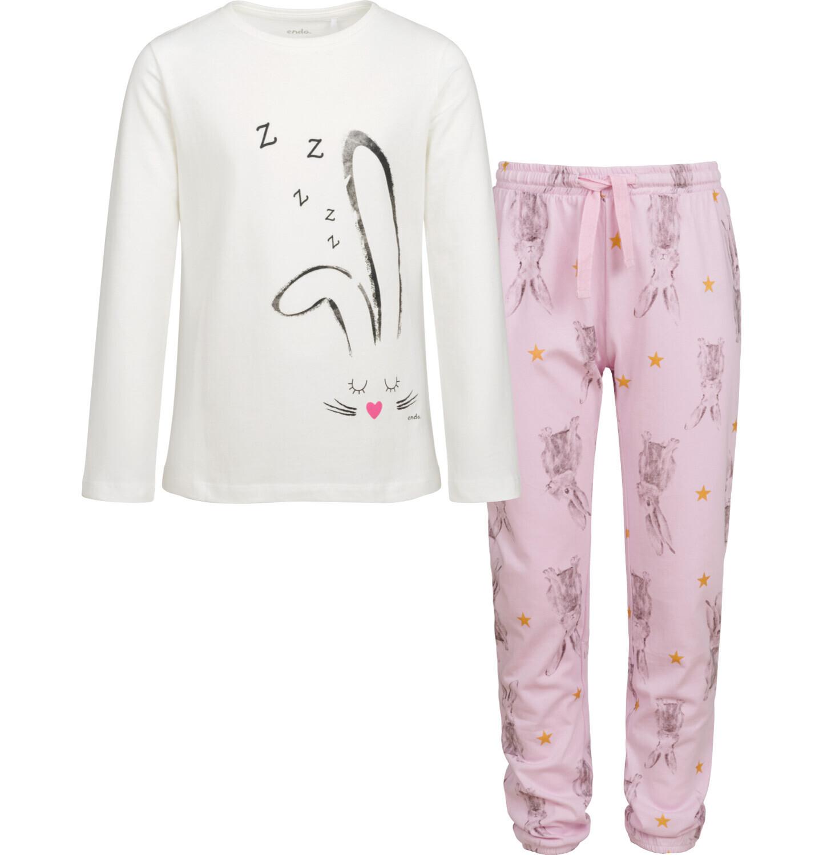 Piżama endo dla dziewczynki.