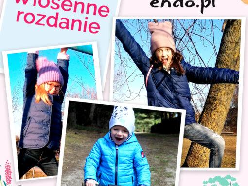 Wiosenne rozdanie: kurtki od Endo.pl!