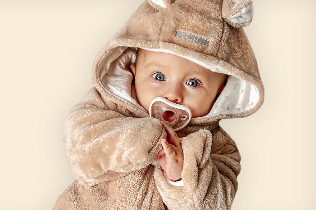 Jesienne ubranka dla niemowlaka – jakie wybrać?